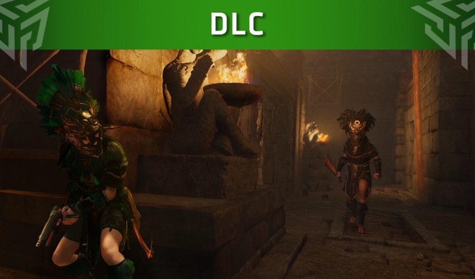 """Ya disponible """"El Corazón de la Serpiente"""", quinto dlc de Shadow of the Tomb Raider"""