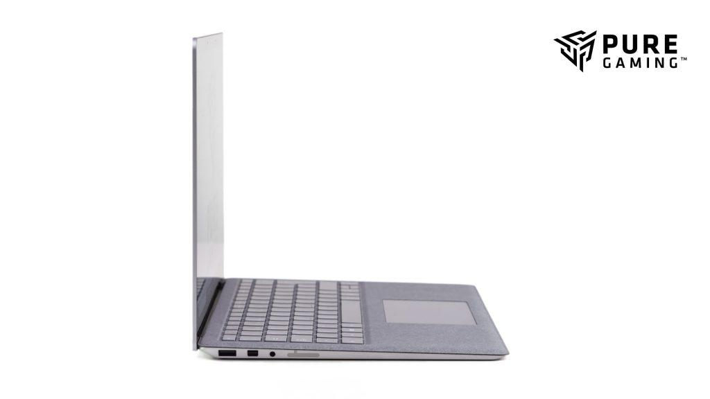 lateral surface laptop 2