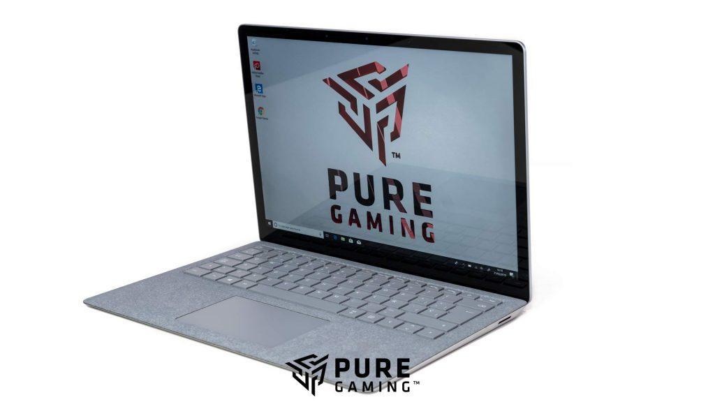 surface laptop 2 cuerpo