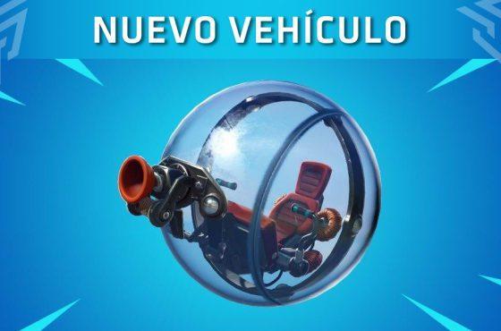 Epic Games anuncia un nuevo vehículo para Fortnite: Battle Royale