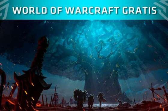 World of Warcraft gratis este fin de semana