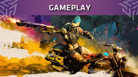 Rage 2 publica un nuevo gameplay cargado de armas y vehículos