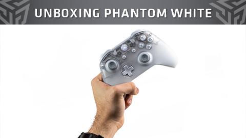 Mando Xbox One Phantom White: Así es el nuevo mando de Xbox