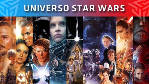 Orden de las películas del universo de Star Wars