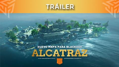 Call of Duty: Black Ops 4 presenta el tráiler del mapa Alcatraz para el modo Blackout