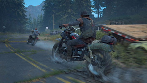 Days Gone presenta un nuevo gameplay de 6 minutos