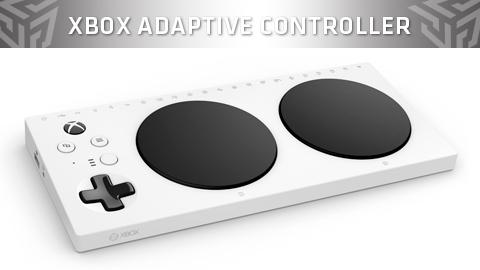 Xbox Adaptive Controller – Porque todos tenemos derecho a jugar
