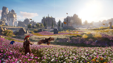 "Ya disponible ""Los campos del Elíseo"" en Assassin's Creed Odyssey"