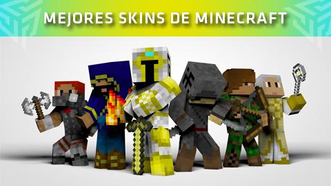 ¿Cuáles son las mejores skins de Minecraft?