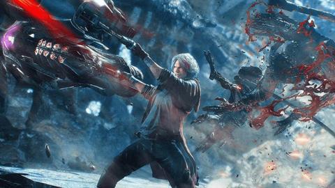 Se confirma el final del contenido post-lanzamiento de Devil May Cry 5