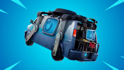 "Fortnite: Battle Royale introduce las ""Furgonetas de reinicio"" con el parche V.8.30"