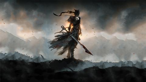 Comparativa gráfica de Hellblade: Senua's Sacrifice entre Nintendo Switch y PlayStation 4
