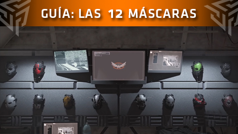 Guía de The Division 2: Conseguir las 12 máscaras de los 12 Hunters