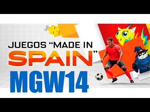 Juegos Indie Made in Spain en la MGW
