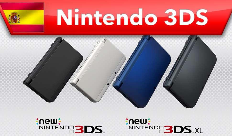 La nueva New Nintendo 3DS llegará a Europa el 13 de febrero