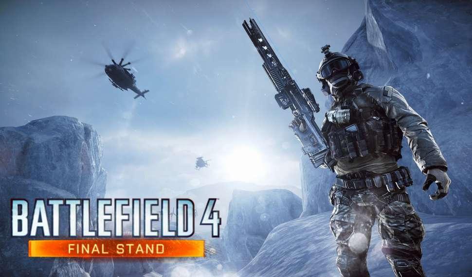 Llega Battlefield 4 Final Stand!!