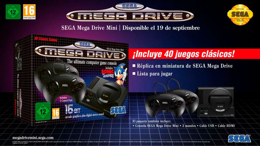 mega-drive-mini-lanzamiento