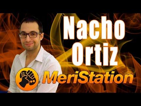 Nacho Ortiz – Redactor jefe de Meristation