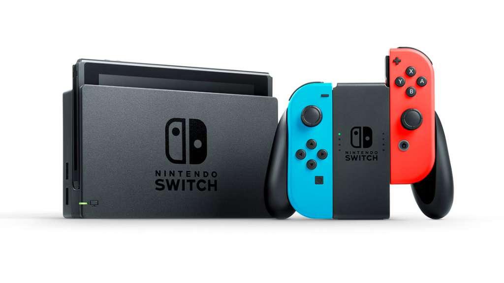 nuevo modelo barato nintendo switch