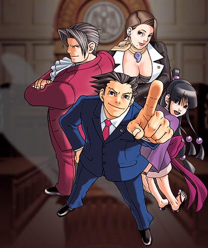 Análisis de Phoenix Wright: Ace Attorney Trilogy