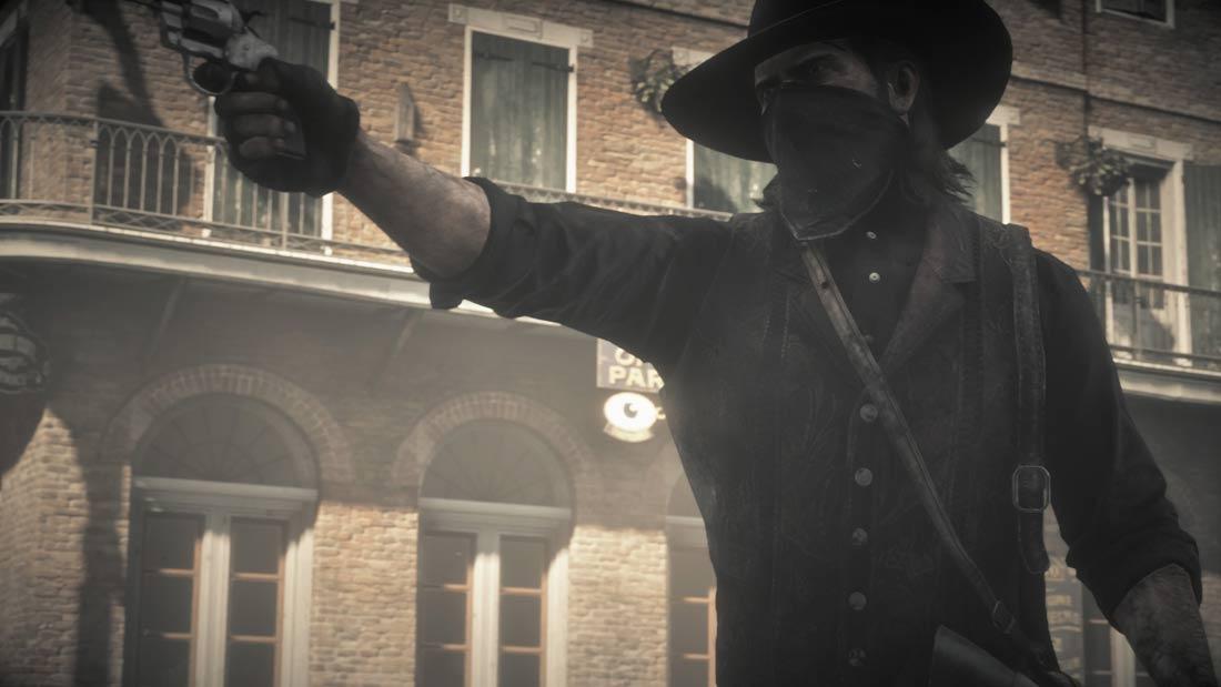 Guía de Red Dead Redemption 2