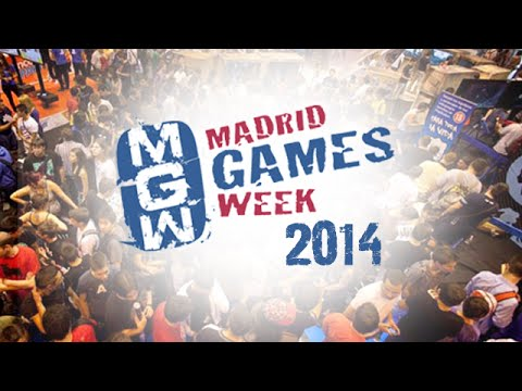 Resumen de la Madrid Games Week