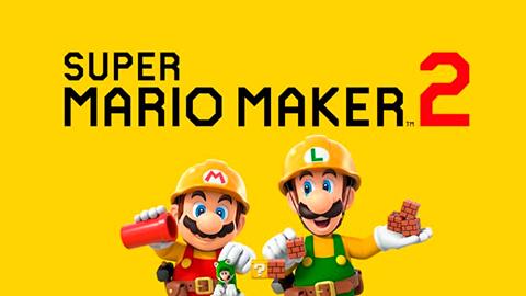 Super Mario Maker 2 confirma su fecha de lanzamiento