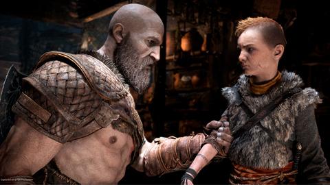 El tema dinámico de God of War en PlayStation 4 da pistas sobre una posible secuela