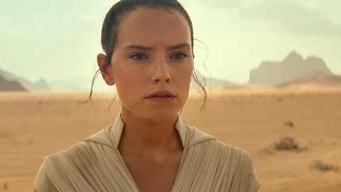 Star Wars: The Rise of Skywalker presenta su primer tráiler