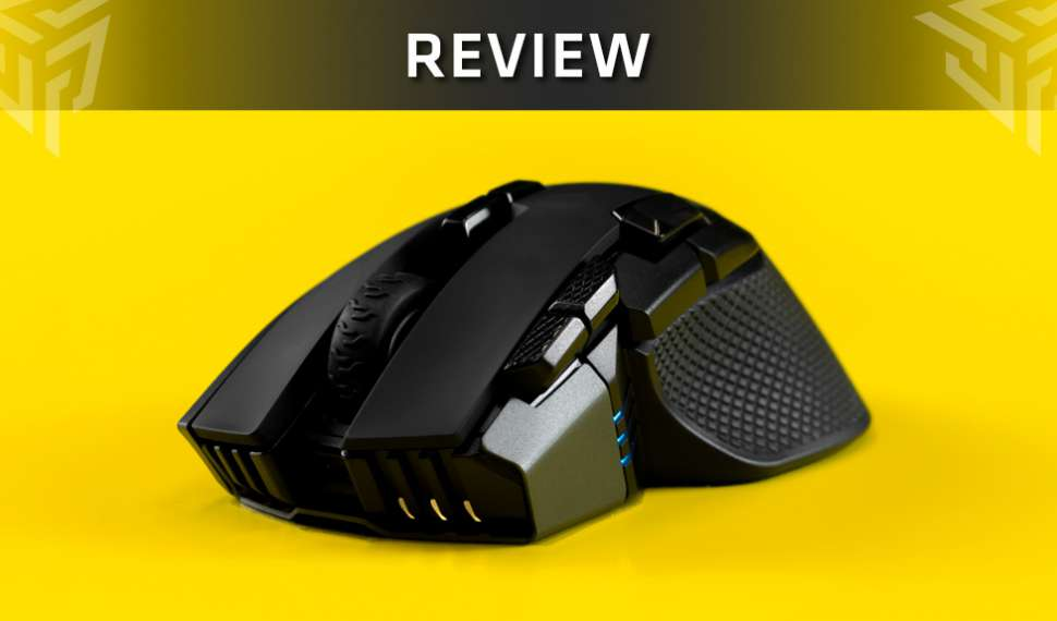 Review ratón gaming Corsair Ironclaw RGB Wireless – Gama alta a un precio ajustado