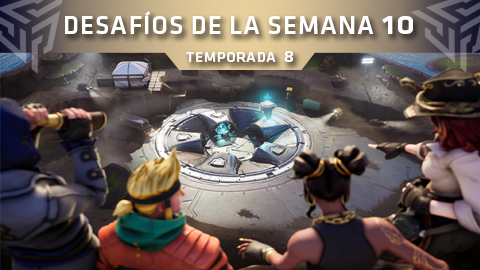 Desafíos de la Semana 10 de Fortnite: Battle Royale (Temporada 8)