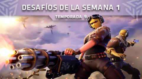 Desafíos de la Semana 1 de Fortnite: Battle Royale (Temporada 9)