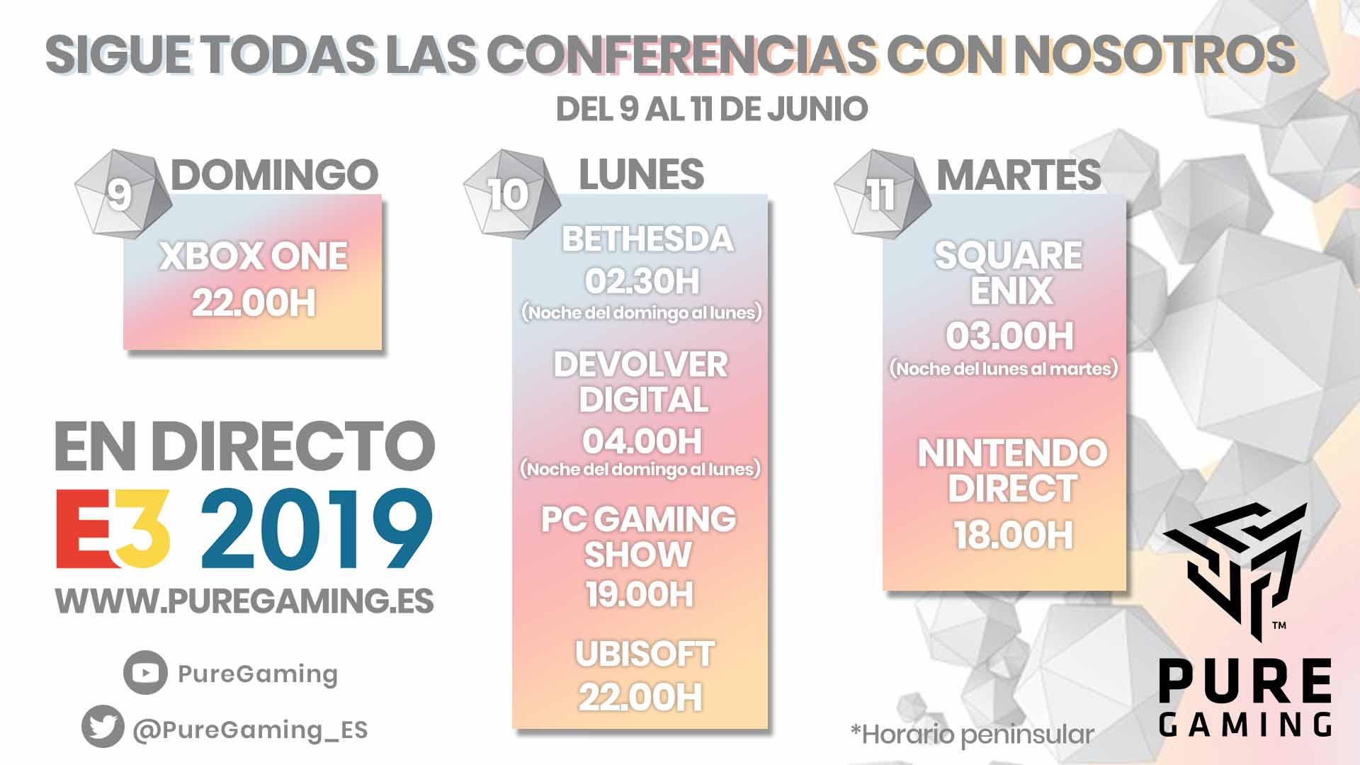 horarios e3 2019