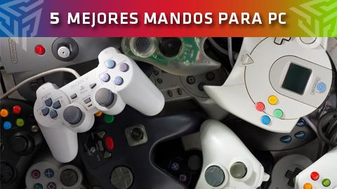 Los 5 mejores mandos para jugar en PC