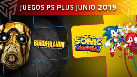 Juegos PlayStation Plus: junio de 2019