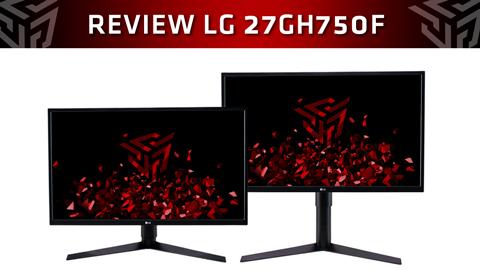 "Review del Monitor Gaming LG 27GH750F – ""Añade Fluidez a tu Vida"""