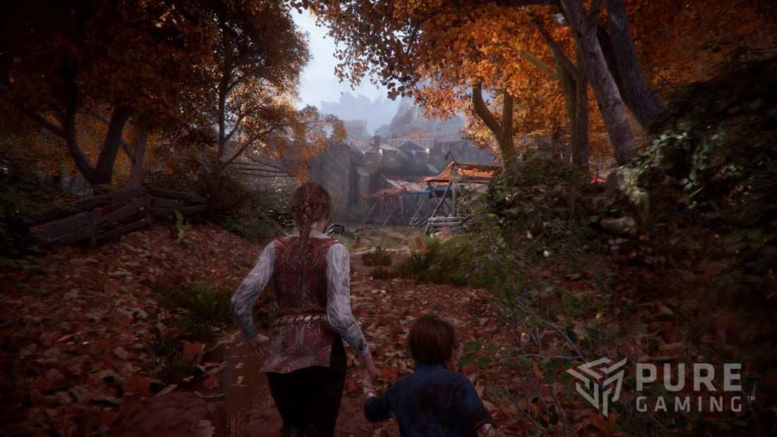 analisis a plague tale innocence