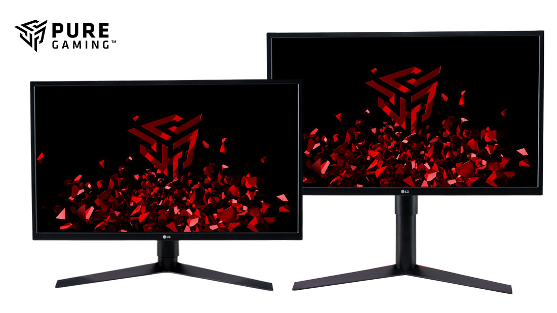 review monitor gaming LG 27GH750F