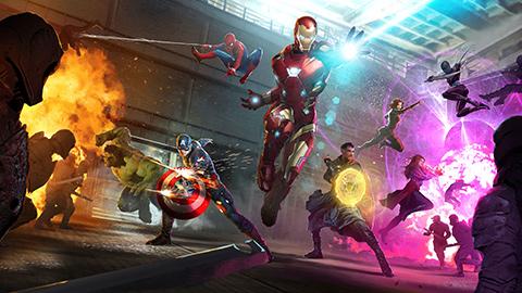 El juego de los Vengadores tendrá modo individual y cooperativo