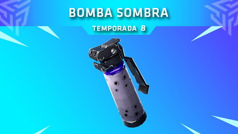 Fortnite: Battle Royale introduce la Bomba Sombra con su actualización V8.51