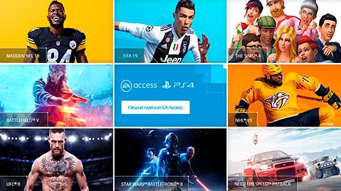 El servicio EA Access ha sido oficialmente confirmado para PlayStation 4