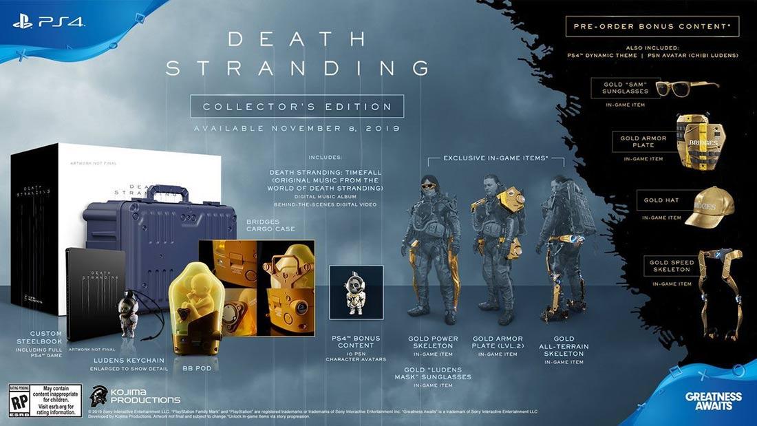 informacion death stranding