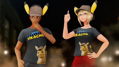 Pokémon GO anuncia un nuevo evento basado en Detective Pikachu