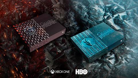 Microsoft presenta dos Xbox One S inspiradas en Juego de Tronos