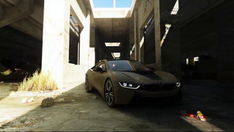 Este es el aspecto de Grand Theft Auto V con ray tracing
