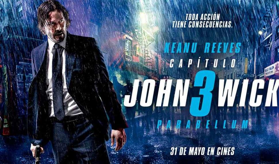 ¡Sorteo con motivo del estreno de John Wick: Capítulo 3 – Parabellum!