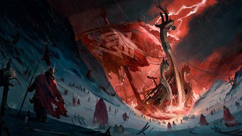 Estas podrían ser las primeras imágenes filtradas de Assassin's Creed Ragnarok