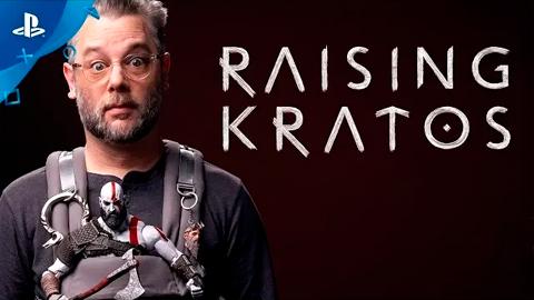 Raising Kratos, el documental sobre el desarrollo de God of War, ya está disponible