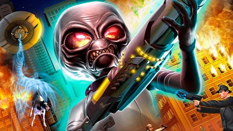 Un nuevo Destroy All Humans podría anunciarse durante el E3 de THQ Nordic
