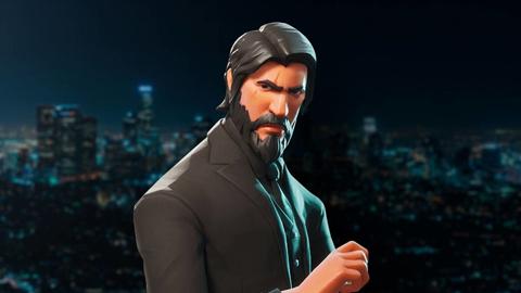 Fortnite: Battle Royale podría recibir esta semana el evento de John Wick